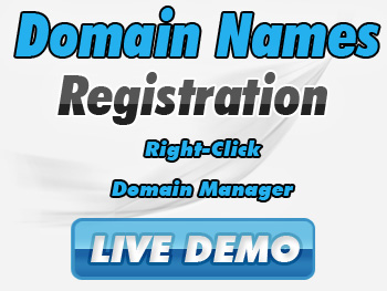 Budget domain registration & transfer services